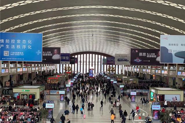 节后日均运客10.9万人次 哈铁8日起恢复增开48列动车组列车