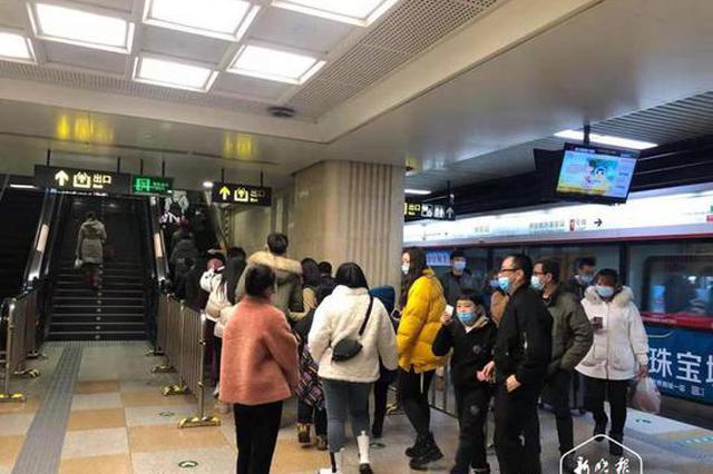 单日客流15.48万!哈尔滨地铁客流已逐步恢复至疫情前水平