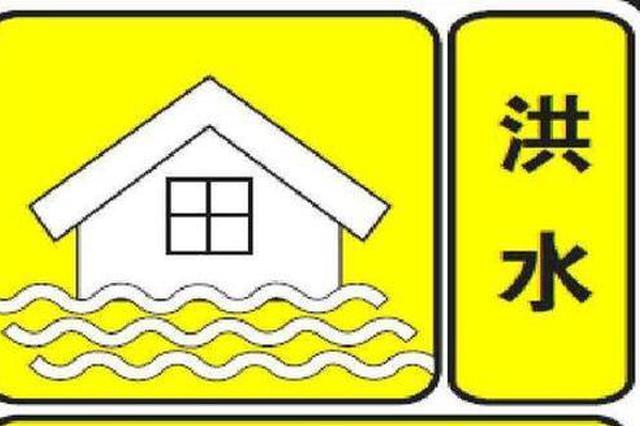这里人员全部撤离!黑龙江发布洪水黄色预警