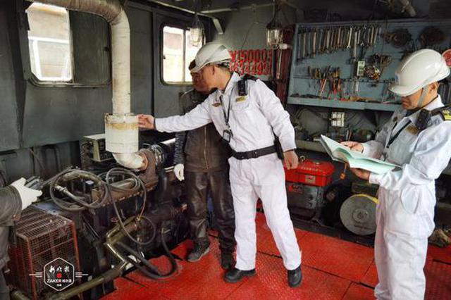 迎夏航丨江上船舶得到适航许可才能水上作业