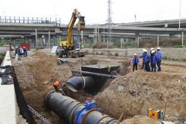 有你家附近的没?哈市主城区9条街路配套建设供水管线 5月施工