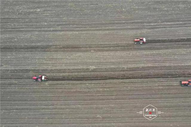 开工啦!过去一周黑龙江省降水量比历年同期偏多172%