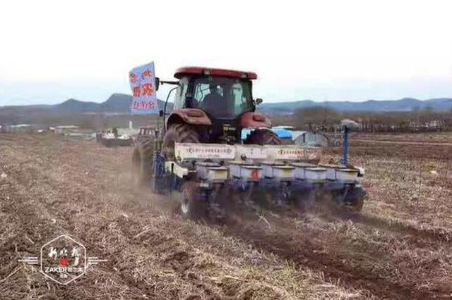 超额完成!哈市农业生产实现327.6万亩全程托管服务