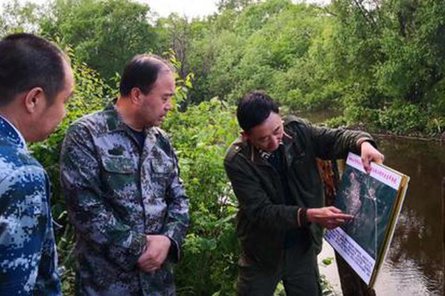 黑龙江干流上游一地洪水量级超50年一遇!黑龙江省防汛提升至