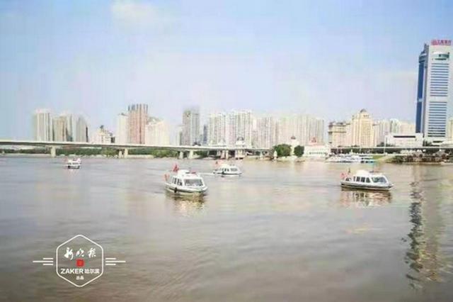 江畔消夏注意安全 谨防溺水发生意外
