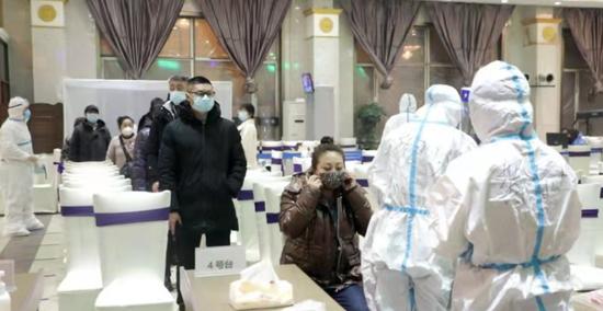 「疫」不容辞·责任在肩 | 远东医院抗疫志愿者小组紧急驰援香坊区