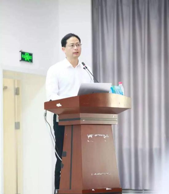 中国NOSES联盟副主席、厦门大学附属中山医院蔡建春教授讲座