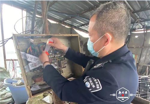 佳木斯一塑料清洗粉碎厂用渗坑排放水污染物被处罚
