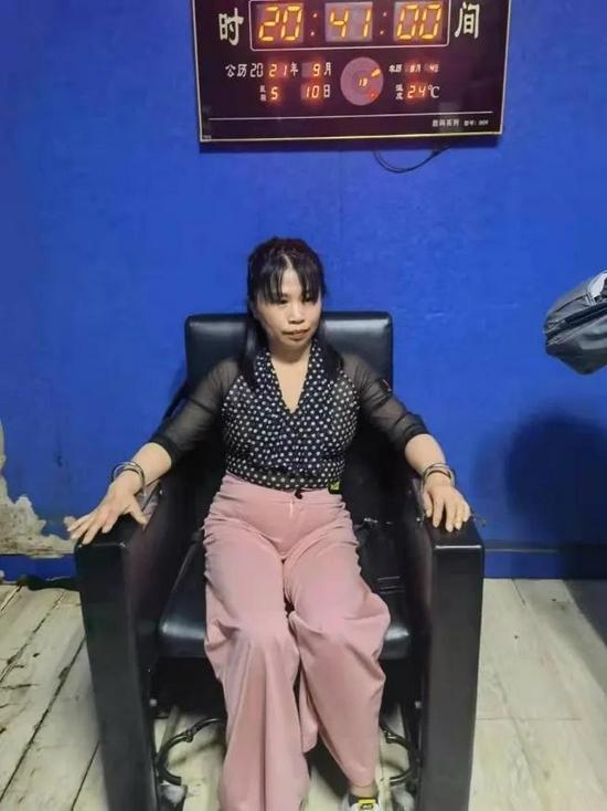 李国珍落网 曾被警方悬赏20万通缉 被抓时正在跳广场舞