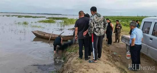 黑龙江一男子捕鱼时失踪 找到时已溺水身亡
