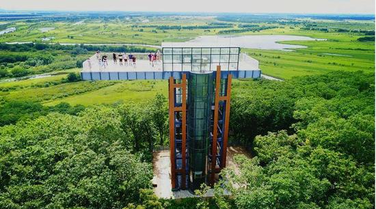 鸡西珍宝岛国家级湿地自然保护区
