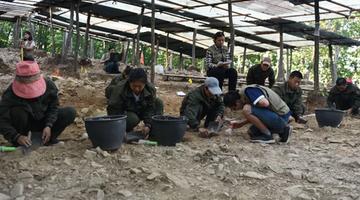 黑龙江考古专家讲述古墓那些事儿