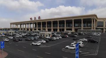 哈市机场新T2航站楼纯欧范儿