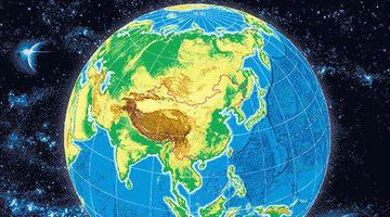 哈尔滨出版我国首部3D中国地图集