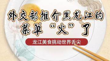 黑龙江全球推介会啥菜被各国大使青睐