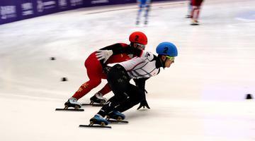 中国杯短道速滑精英联赛视频集锦