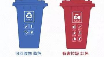 哈尔滨即日起试点生活垃圾分类