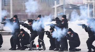 冰城警察实战练兵