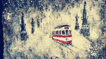 哈尔滨人用桦树皮记录冰城记忆