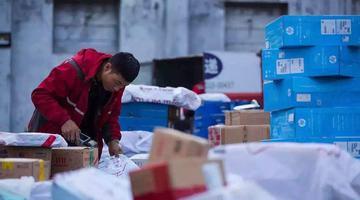 黑龙江快递量同比增长87.18%