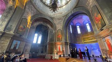 免费参观!索菲亚教堂全面开放