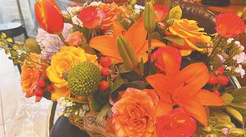 冰城鲜切花市场小众花卉风头盛