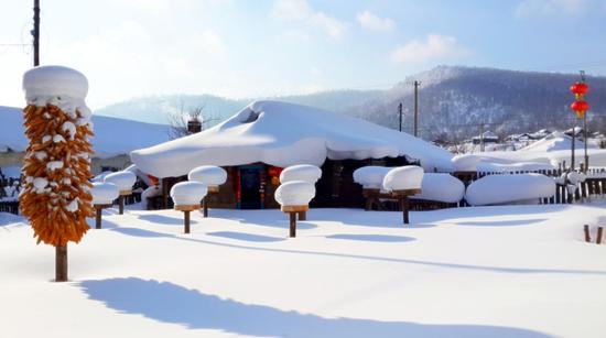 雪村农家院