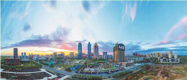 黑龙江自贸试验区成立两周年 进入发展新阶段