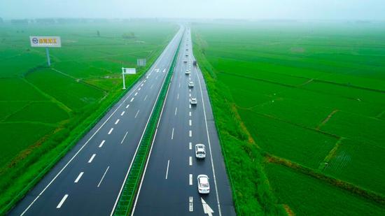 黑龙江省自驾游航拍