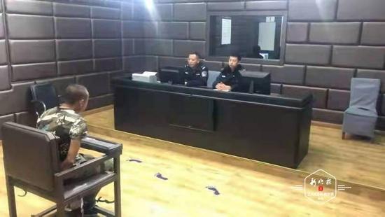 房客持刀抢劫宾馆女老板 4小时后被抓
