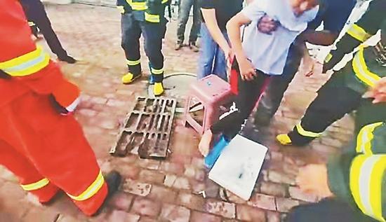 消防部门提供