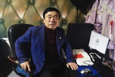 桦南:老干部发挥专长 助力疫情防控