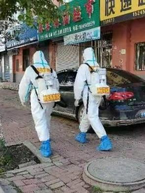巴彦县兴隆镇开始第四轮核酸检测