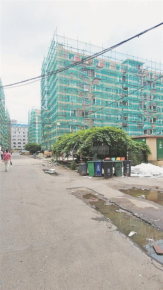 """黑龙江省老旧小区改造质量监督""""标准""""出炉"""