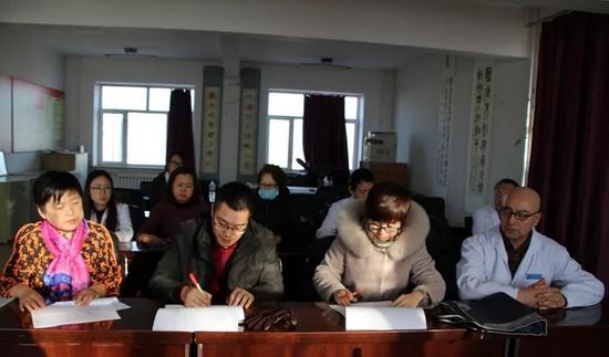 嘉荫县疾控中心顺利完成结核病、艾滋病诊疗服务移交工作
