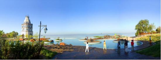 大庆连环湖景区