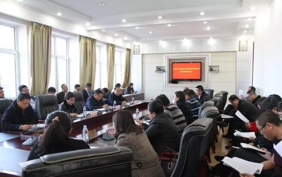 《黑龙江省优化营商环境条例》普法联席会议召开