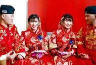 大庆双胞胎兄弟娶双胞胎姐妹