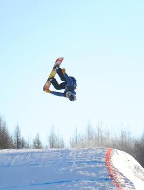 第十四届黑龙江省运动会雪上项目比赛