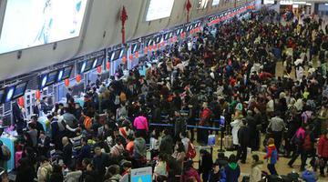 哈机场春节黄金周运送旅客43万人次