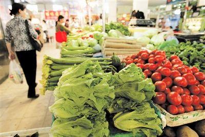"""大庆部分蔬菜价格上涨 个别品种涨幅达近38%"""""""