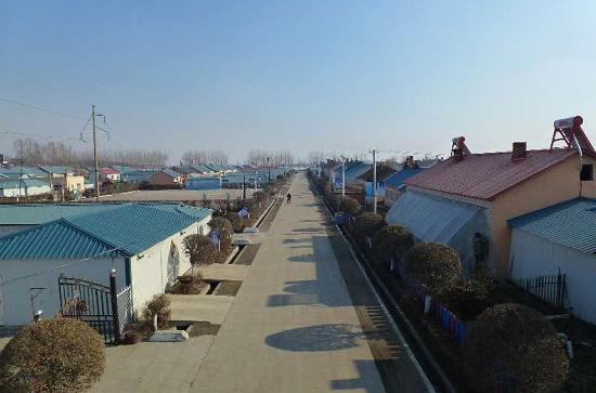 美丽的宝东镇东兴村