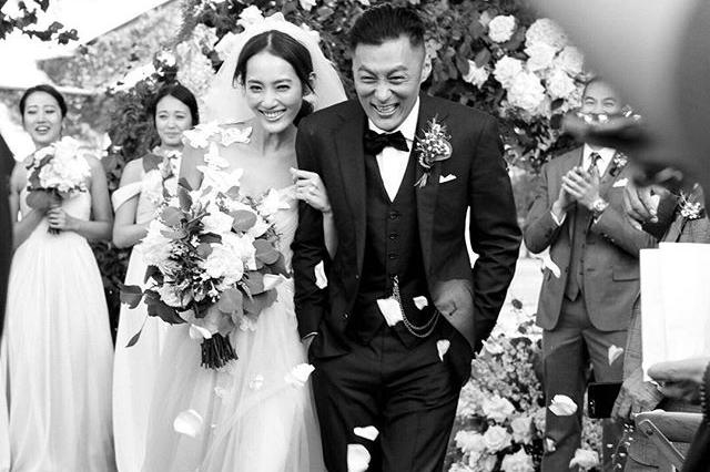 人妻王棠云嫁余文乐后首回应:谢谢这最美好的惊喜