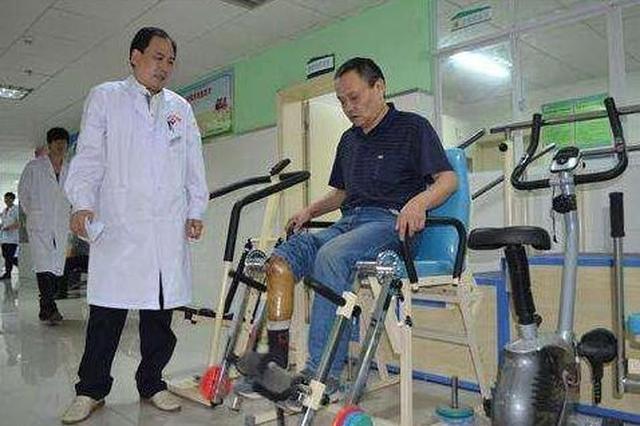 哈市道里1500名残疾人可享定制服务 打造康复进社区