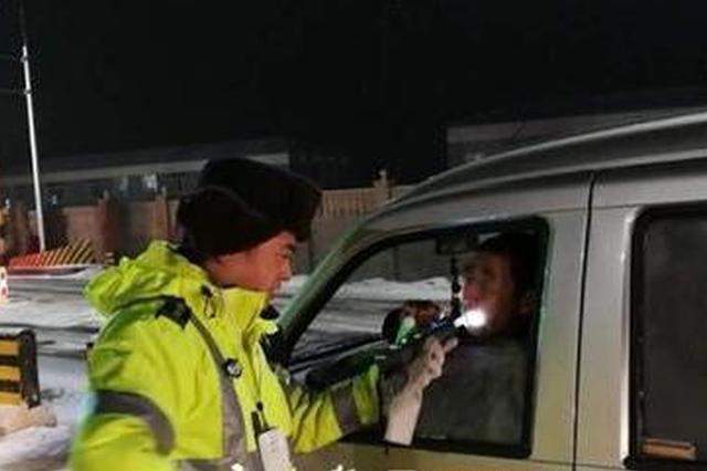 春运将至 哈牡哈大京哈高速7处执法站严查各类违法