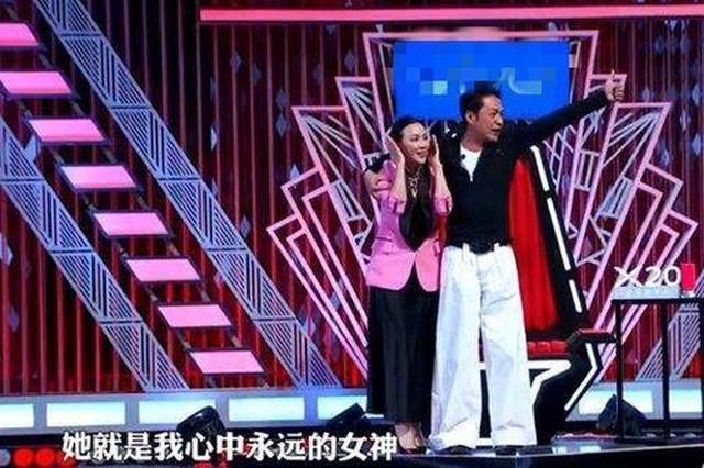 马景涛见女神太失控被嘲 强吻刘嘉玲超尴尬