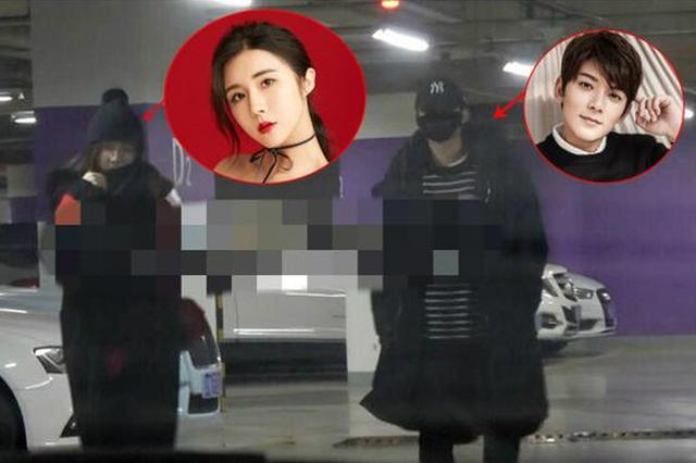 陈翔方安娜否认恋情后再合体 同看电影乘车离去
