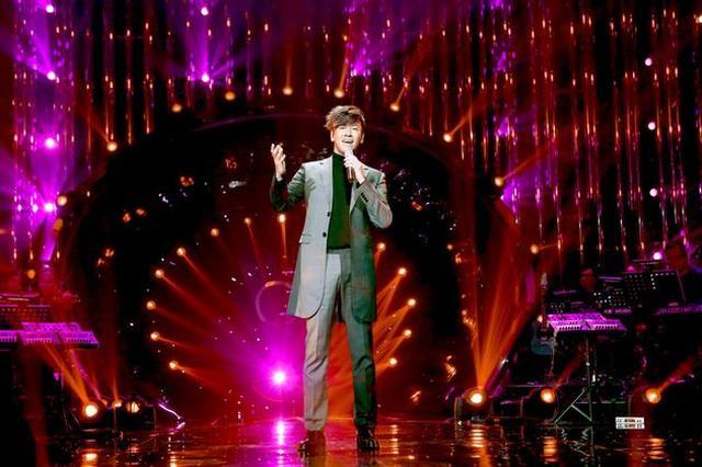 《歌手》李圣杰获称一哥 深情演唱圆梦舞台