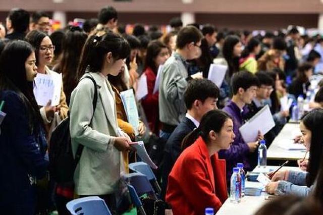 找工作不用急 今年大庆将举办100多场招聘会