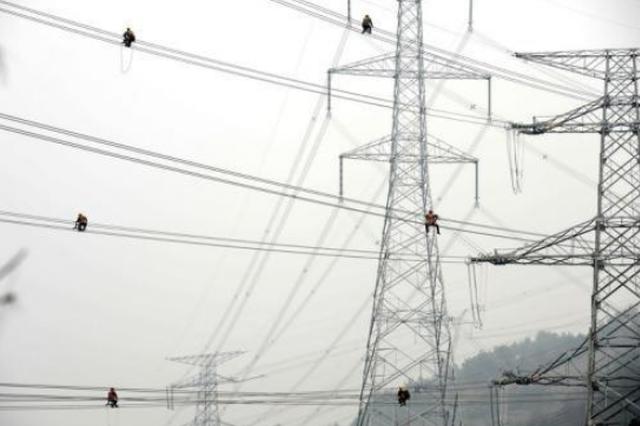 哈电建厄瓜多尔超高压输变电 200公里线路穿越南美洲